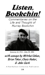 bookchin cover - cover page